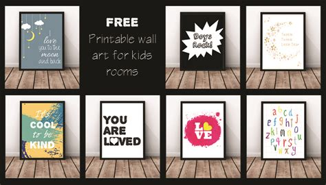 kids bedroom wall paintings free kids room wall prints