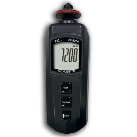 Laser Photo Tachometer Lutron Dt 2234bl lutron dt 2230 handheld laser tachometer with contact tachometer mitchell instrument company