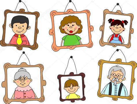 imagenes de la familia weasley retratos de miembros de la familia madre padre hija