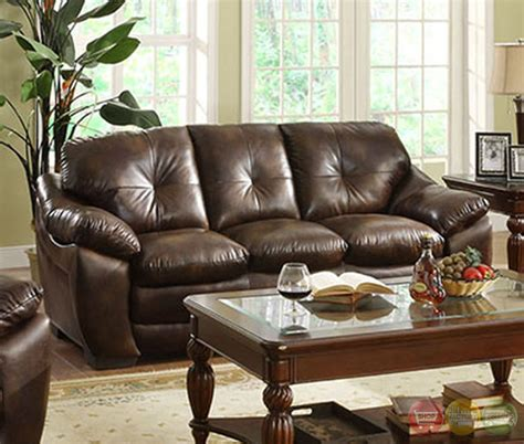 rustic living room set hastings traditional rustic brown living room set with