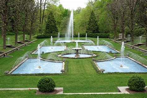 Longwood Gardens Pa by Free Photo Garden Fountains Park Free Image On