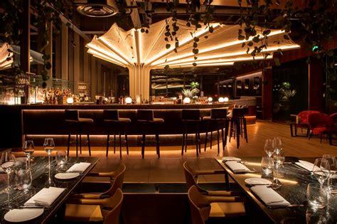 restaurant bar design awards   architect