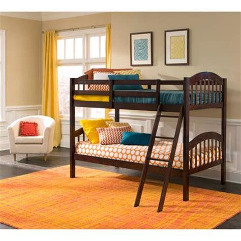 storkcraft bunk bed storkcraft long horn bunk bed espresso walmart com
