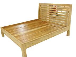 Wooden Bed Frames Images Why Wood Bed Frame Is The Best Choice