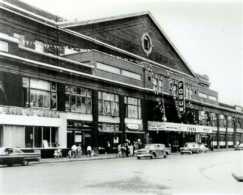montreal forum  exterior photo ebay