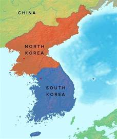 china korea the differences between south and north korea explained