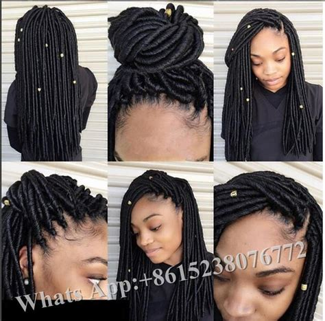fox braid hairstyle updo african american best 25 crochet faux locs styles ideas on pinterest