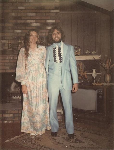 prom hair style of the 70 s 1976 prom black and white no old color photos