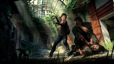 wallpaper game ps3 the last of us ps3 game wallpapers hd wallpapers id 11668
