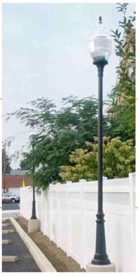 commercial outdoor light poles light road outdoor l post w opt height poles
