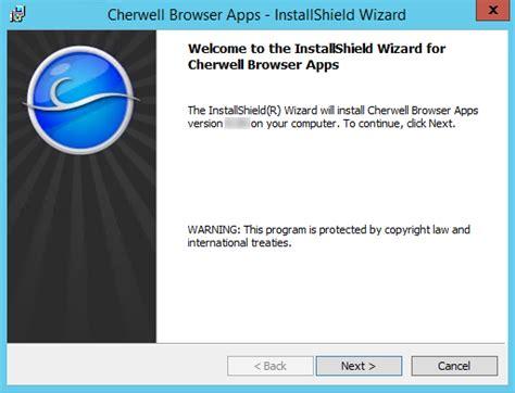 Cherwell Rest Api Documentation