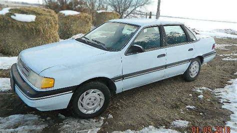 how can i learn about cars 1991 ford probe regenerative braking cheap winter car 1991 ford tempo awd
