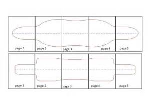 longboard truck template deck shapes templates esk8 aesthetics