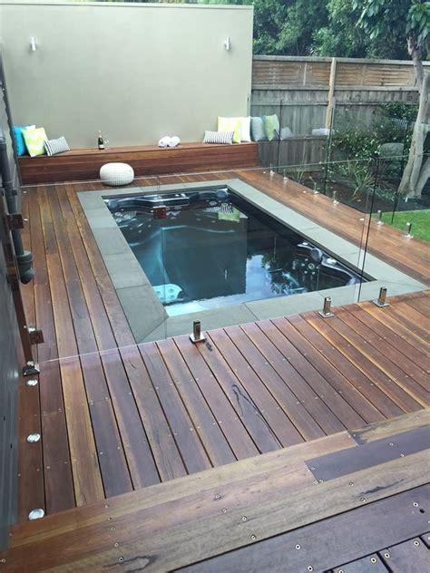 outdoor tub best 25 outdoor spa ideas on outdoor