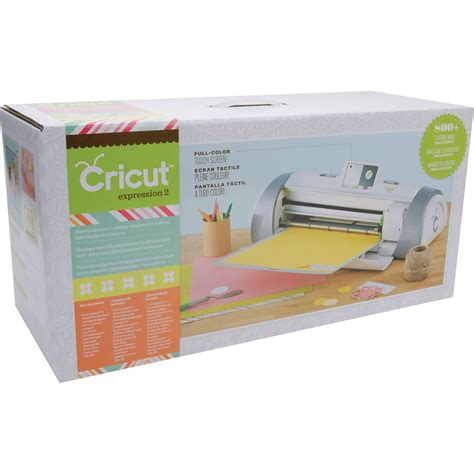 Best Cricut Scrapbooking Tools by Cricut Expression 2 Electronic Cutting Machine