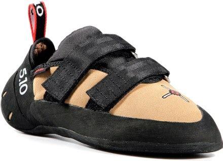 climbing shoes rei five ten anasazi vcs climbing shoes s at rei