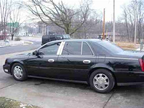 Cadillac Dhs 2005 by Find Used 2005 Cadillac Dhs Black No Reserve In