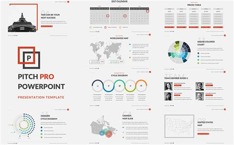 Pitch Pro Powerpoint Template 63876 Pitch Template Powerpoint