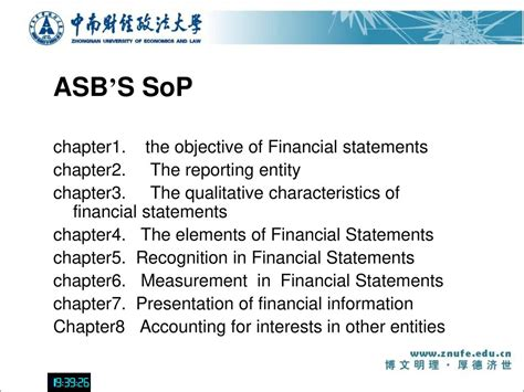 financial statement analysis objectives the objectives of financial statements 28 images ppt