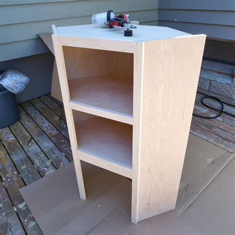 building a corner cabinet building a corner cabinet for the kitchen ibuildit ca