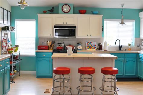 kitchen three color palette tips quiet corner