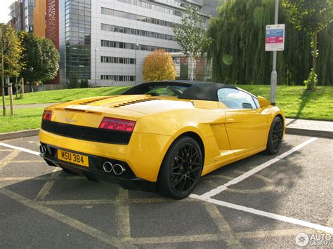 Lamborghini Gallardo Lp560 4 Spyder Price Lamborghini Gallardo Lp560 4 Spyder 8 October 2016