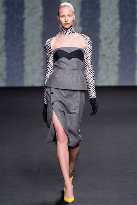 Maxi Shena Bergo Blue style pantry christian fall 2013 couture collection