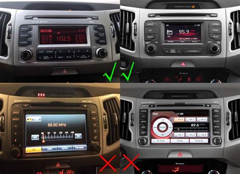how does cars work 2010 kia sportage navigation system aftermarket radio upgrade for kia sportage 2010 2016 aftermarket navigation car stereo