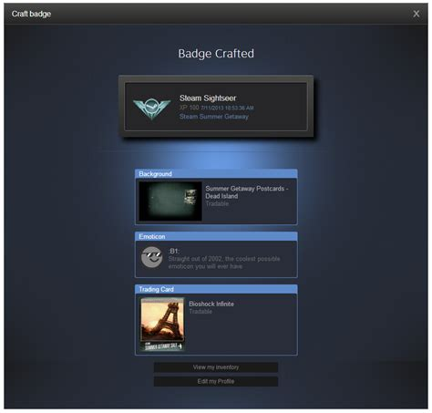 steam new year sale badge steam community guide steam summer getaway trading cards