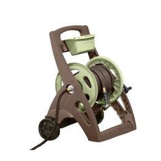 hose reel on garden hose garden tools and