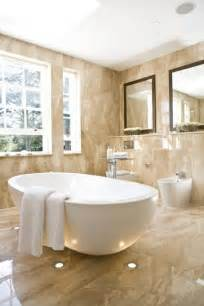 Bathroom Bathtub Ideas by 48 Luxurious Marble Bathroom Designs Digsdigs