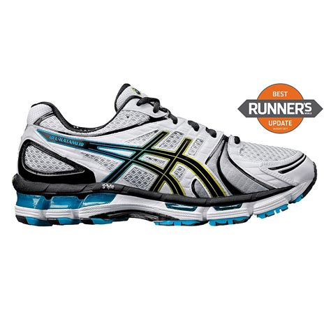 road runner sports shoes mens asics gel kayano 18 running shoe at road runner sports