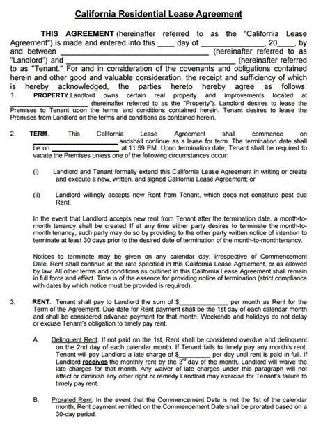 %name free printable basic rental agreement