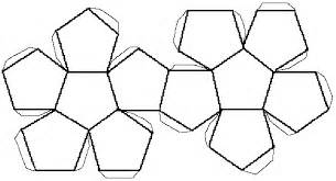 How To Make A Polyhedron Out Of Paper - why can t you construct a polyhedron only with hexagons