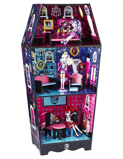 monster high coffin doll house 1000 ideas about monster high crafts on pinterest monster high birthday monster