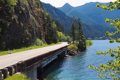Detox In Port Angeles Wa by Lake Crescent Highway 101 Rehabilitation 2017 19 Olympic