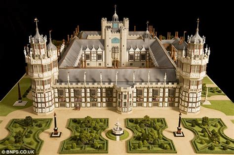 House Plan Design Online by Henry Viii S Lost Nonsuch Palace Recreated 300 Years After