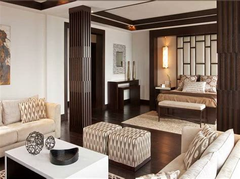 modern decoration home ideas contemporary brown furniture home decorating