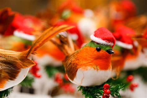 christmas bird decoration  stock photo public domain