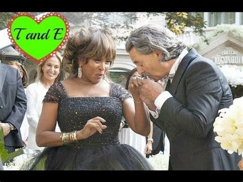tina turner erwin bach wedding  tribute narration  dame judi dench   youtube
