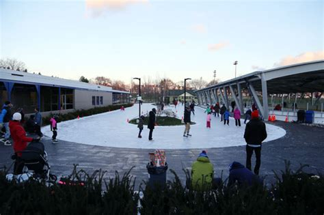 backyard rinks toronto toronto gets its first covered outdoor hockey rink