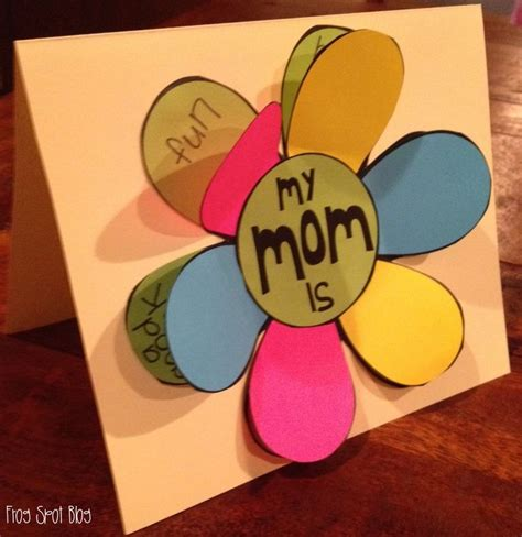 mothers day 2017 ideas diy mother s day 2017 mother s day flip the flap flower