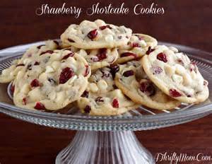 Things To Be Thankful For On Thanksgiving For Kids Strawberry Shortcake Cookies Otis Spunkmeyer Copycat Recipe