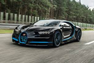 Bugatti Record Bugatti Chiron Sets World Record 0 249 0mph In 42sec By