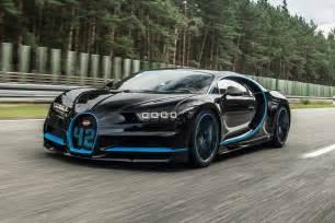 Bugatti Chiron Bugatti Chiron Sets World Record 0 249 0mph In 42sec By