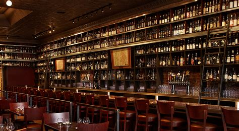 top ten bars in america america s best bourbon bars the bourbon review