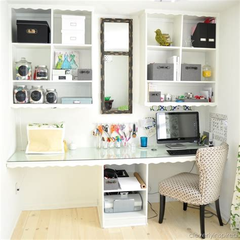 16 Great Home Organizing Ideas I Heart Nap Time Craft Desk Organization Ideas