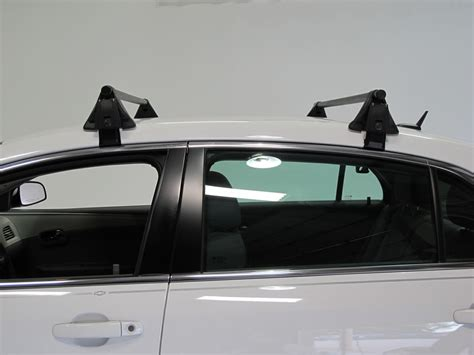 Toyota Camry Roof Rack System 1998 Toyota Camry Q93 Q For Yakima Q Towers Qty 2