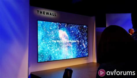 samsung microled tvs to release in 2019 avforums