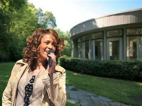 Inside Whitney Houston House